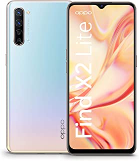OPPO Find X2 Lite (5G) CPH2005 Single-SIM 128GB + 8GB RAM Factory Unlocked Smartphone - International Version (Pearl White)