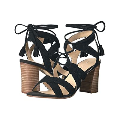 VOLATILE Kaia (Black) High Heels