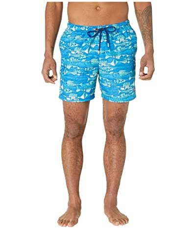 Tommy Bahama Naples Blue Fish Bay (Turkish Sea) Men