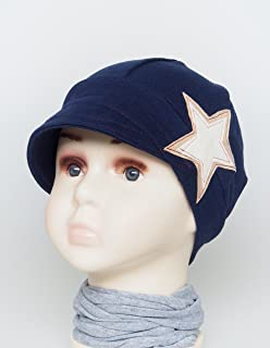 849db79a1c913 Cancer hat for kids Child Cozy Cap Comfort Chemo headwear children chemo  cap alopecia cotton beanies