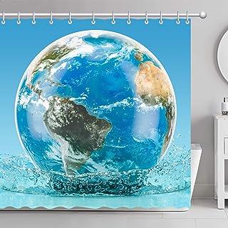 Amazon.es: globo terraqueo azul