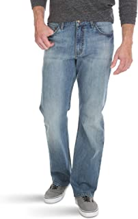 Authentics Men's Relaxed Fit Boot Cut Jean