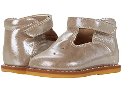 Elephantito T-Strap (Toddler) (Metallic Blush) Girl