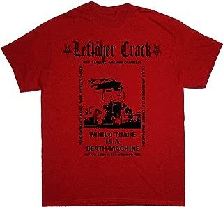 Leftover Crack Shirt - Crust Punk Choking Victim F-Minus No Cash Subhumans MDC