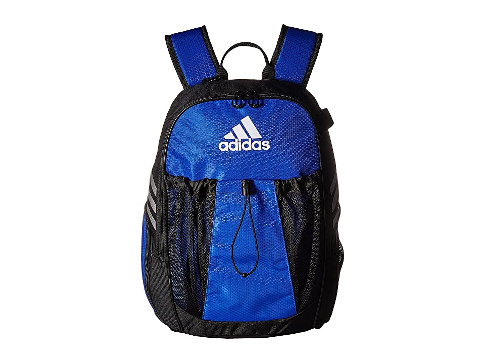 adidas Utility Field Backpack (Bold Blue) Backpack Bags