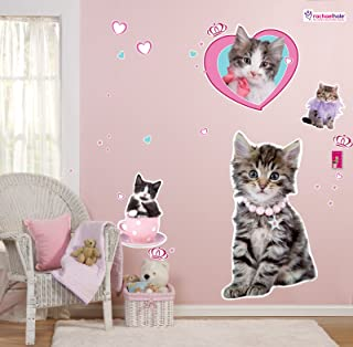Rachael Hale Glamour Cats Room Decor - Giant Wall Decals