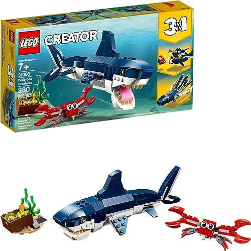 LEGO Creator Criaturas del Fondo Marino