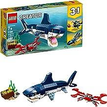 LEGO Creator 3in1 موجودات دریایی عمیق 31088 Building Kit، New 2019 (230 Piece)