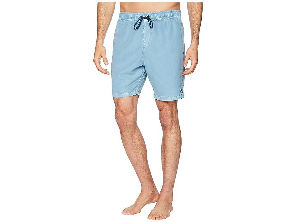 Billabong All Day Layback 18 Boardshorts (Blue) Men