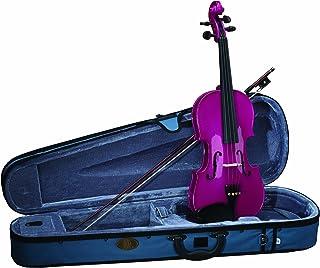 Harlequin violín Stentor 1/2 Rosa (juego de up)