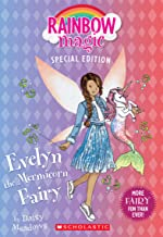 Evelyn the Mermicorn Fairy (Rainbow Magic Special Edition) (English Edition)