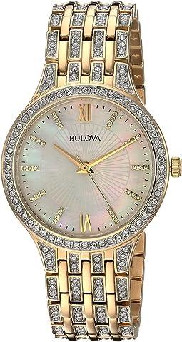 Bulova - Slim Crystals - 98L234