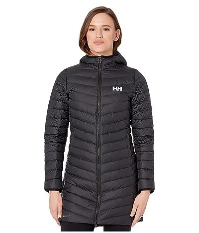 Helly Hansen Verglas Long Insulator Jacket (Black) Women