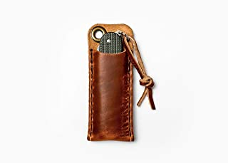 Cadet Carrier - Leather EDC Tool Slip for Everyday Carry