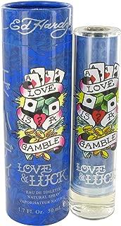 Love & Luck by Christian Audigier Eau De Toilette Spray 1.7 oz