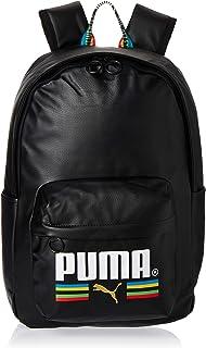PUMA Mens Originals Pu Tfs Backpack, Black - 07778301
