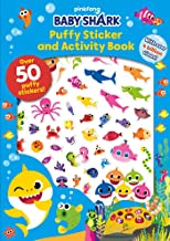Pinkfong Baby Shark: Puffy Sticker and Activity Book