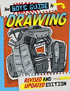 The Boys' Guide to Drawing: Revised and Updated Edition