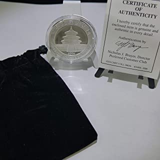 Best 2009 panda silver coin Reviews