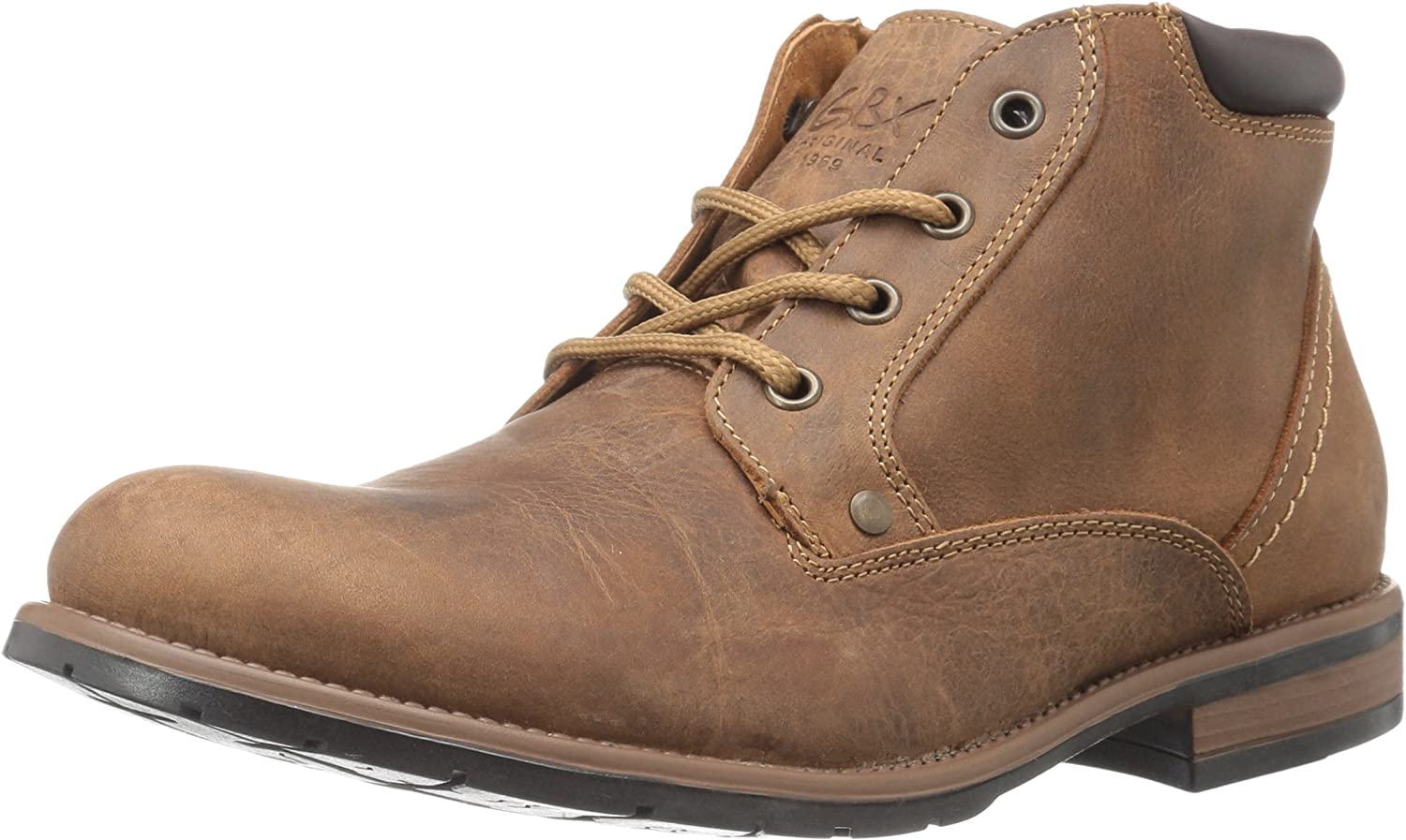 GBX Mens Payn Ankle Bootie