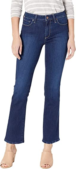 High-Rise Manhattan Boot Petite Jeans in Pompeii