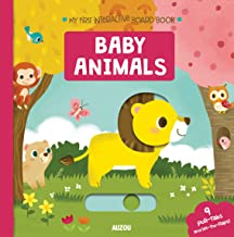 My First Interactive Board Book: Baby Animals (My First Interactive Board Books)