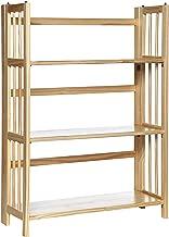 Best 3-tier stackable folding bookcase Reviews