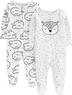 7ae004fb201b Amazon.com  Preemie - Footies   Rompers   Clothing  Clothing