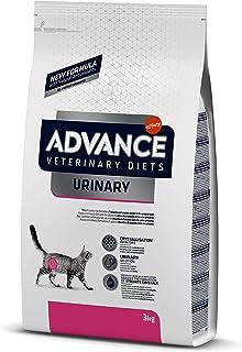 ADVANCE Veterinary Diets Urinary Pienso para Gatos con Problemas Urinarios - 3kg