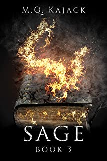 Myriad Stars: Sage, book 3. A LitRPG Universe