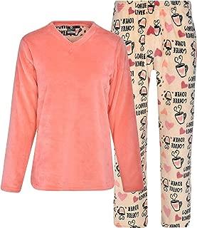 Women's Coral Fleece Pajamas