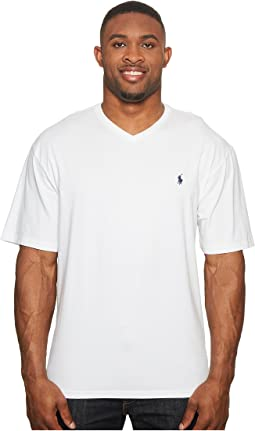 Big and Tall Classic V-Neck T-Shirt