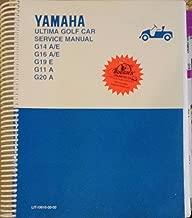 Best yamaha g16a service manual Reviews