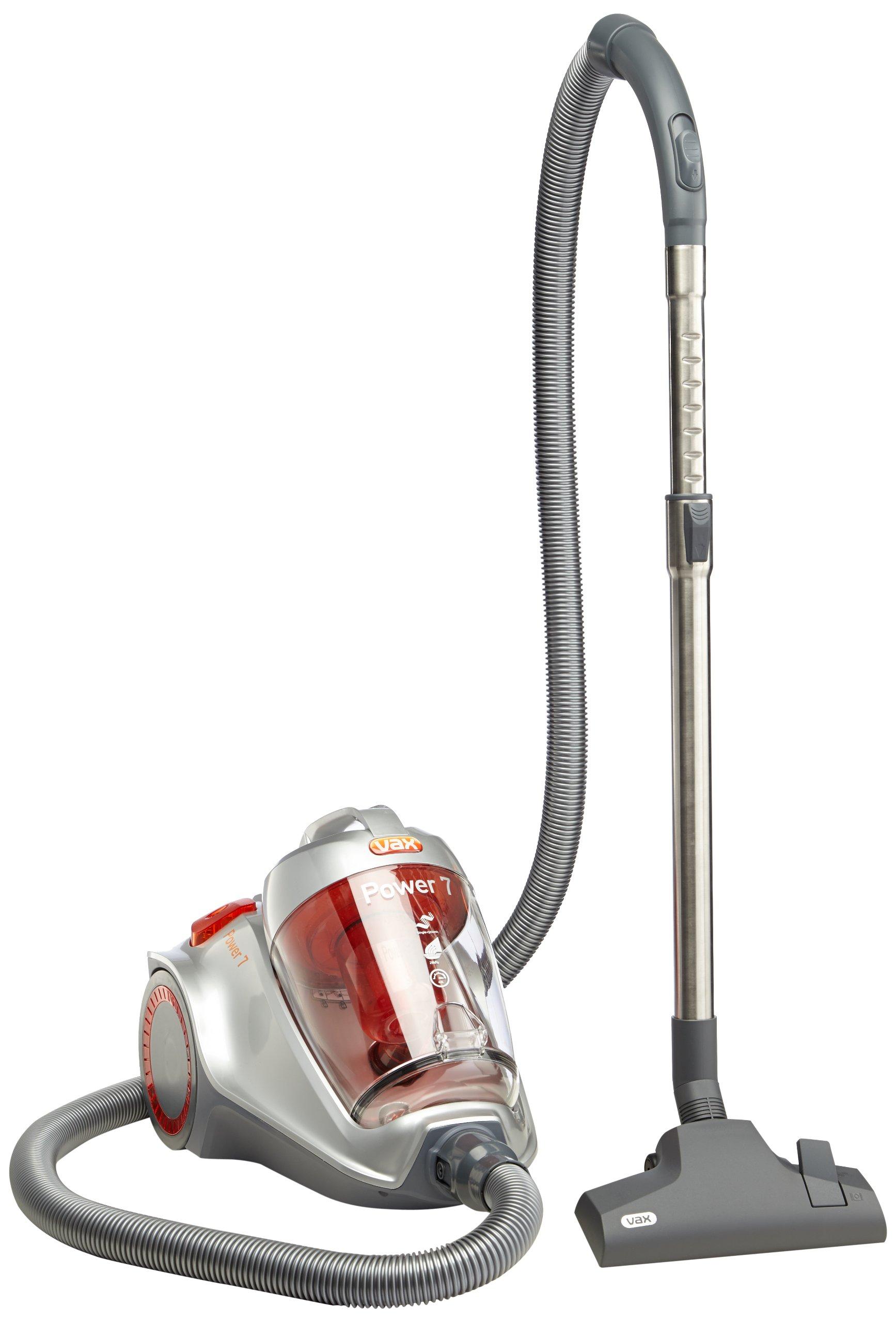 Vax Power 7 - Aspiradora (tecnología ciclónica, 2400 W, incluye ...
