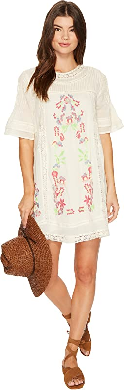 Free People - Victorian Mini Dress