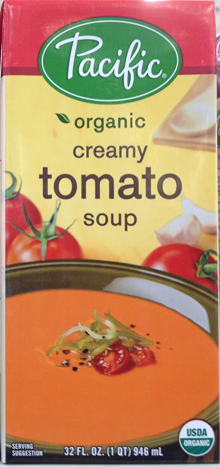 Pacific Foods Soup Price reduction Gf Org Columbus Mall Crm Tmo