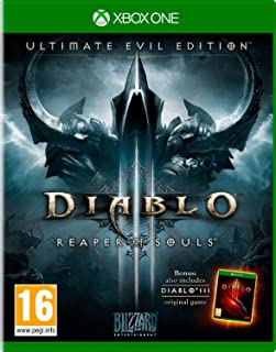 Diablo III: Reaper of Souls - Ultimate Evil Edition (Xbox One) by Blizzard Entertainment