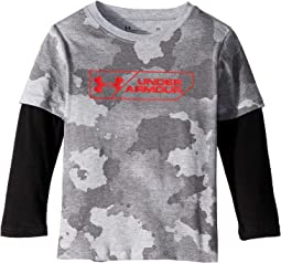 Traverse Camo Boxed UA Slider (Little Kids/Big Kids)