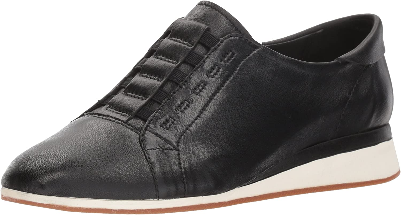 Hush Puppies Women's Evaro Slipon Oxford shoes