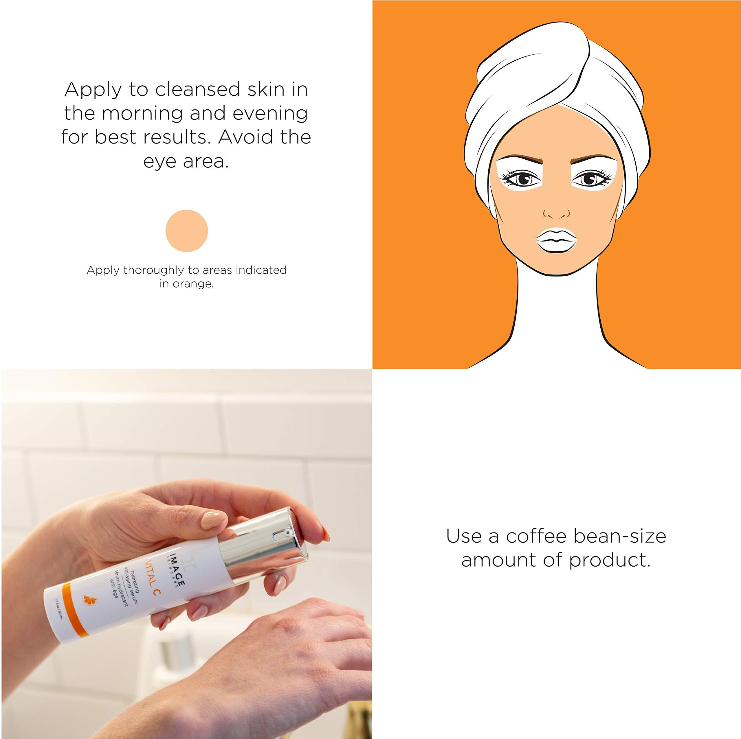 IMAGE Skincare Image skincare Vital C Hydrating Anti Aging Serum, multi, 1.7 Fl Oz