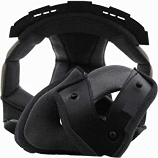 Vega Replacement Liner for Summit II Helmet (Grey, X-Large)