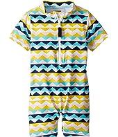 Fun Pattern Sunsuit (Infant/Toddler)