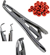 ProRider USA Horse Farrier Tool SS Elastrator Castration Banding Tail Dock Cattle Sheep Goat Puppy Bands 984116