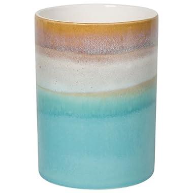 Now Designs Reactive Glaze Utensil Crock, Horizon