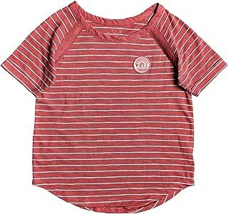 Roxy Magic Day Today Girls Short Sleeve T-Shirt