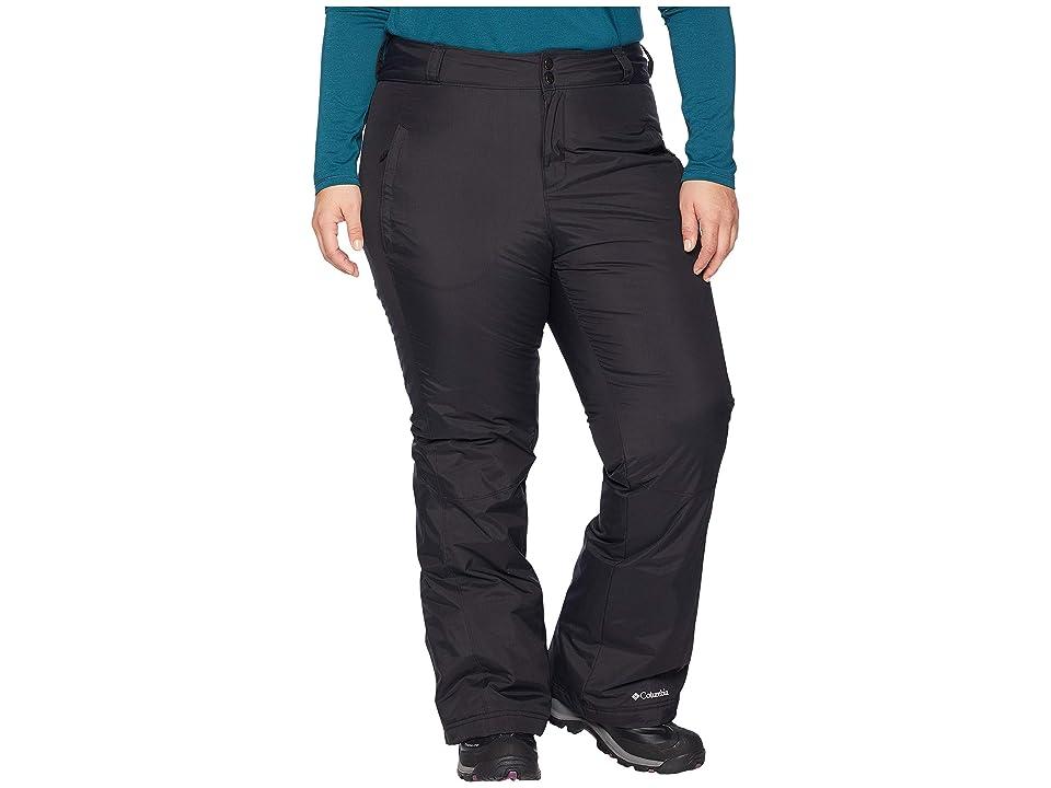 Columbia Plus Size Modern Mountaintm 2.0 Pants (Black) Women