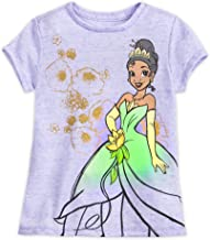 Disney Tiana T-Shirt for Girls - The Princess and The Frog Multi