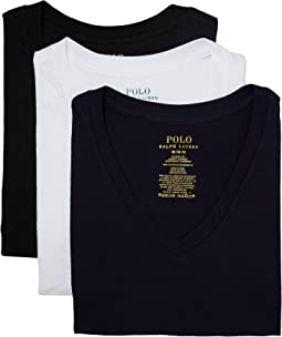 Polo Ralph Lauren - 3-Pack V-Neck T-Shirt