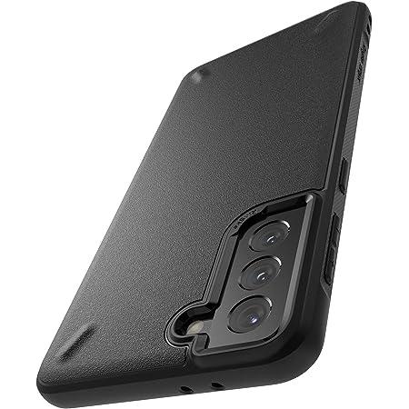 """Ringke Onyx Compatible con Funda Samsung Galaxy S21 Plus 5G (6.7"""") Protección Flexible y Resistente Golpes Antideslizante - Black"""