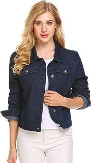 Women Long Sleeve V Neck Chiffon Blouse Wear to Work Button Down Shirt S-XXXL
